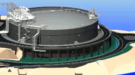 Revithousa LNG terminal expansion